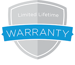 Lifetime plus warranty