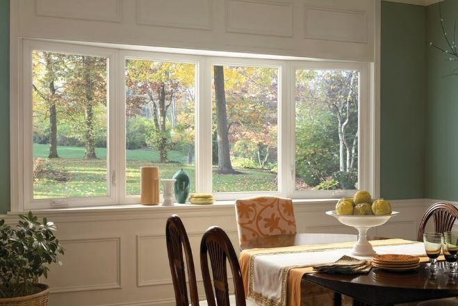 Forms Of Matter >> The Differences Between Bay and Bow Window Styles