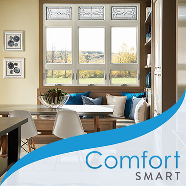 Great Lakes Window ComfortSmart Series Windows